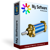 Pneumatic Cylinder Software